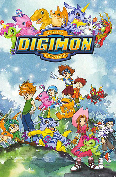 Digimon Adventure Dublado