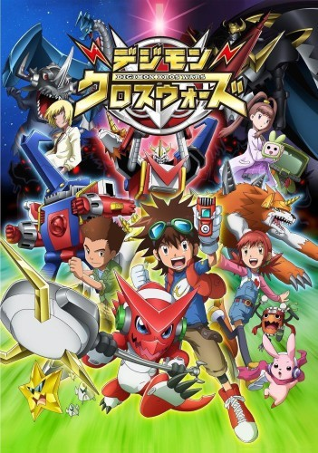 Digimon Xros Wars Dublado