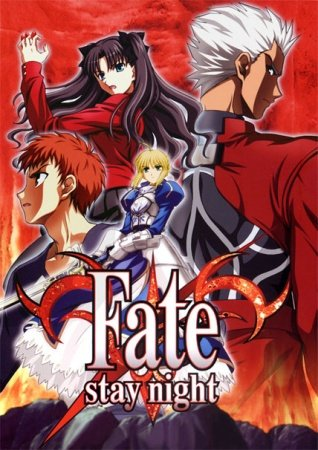 Fate/Stay Night Dublado