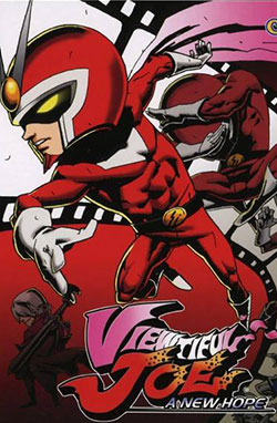 Viewtiful Joe Dublado