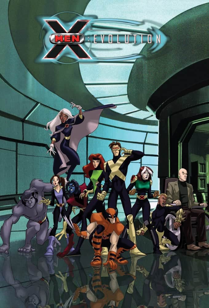 X-Men Evolution Dublado