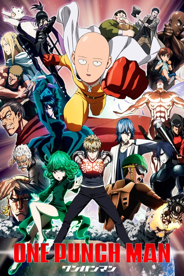 One Punch Man Dublado Dublado