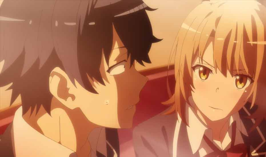 Yahari Ore no Seishun Love Comedy wa Machigatteiru 3 - Episódio  5
