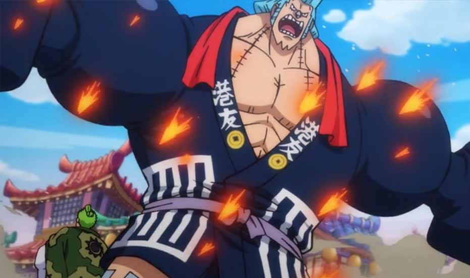 One Piece - Episódio  942