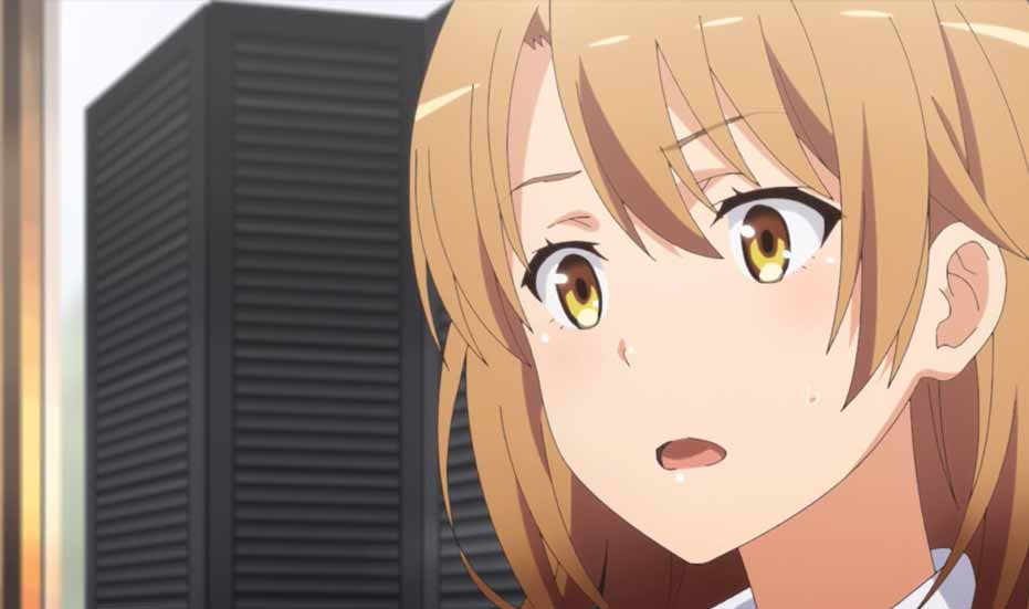 Yahari Ore no Seishun Love Comedy wa Machigatteiru 3 - Episódio  12