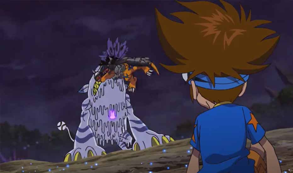 Digimon Adventure (2020) - Episódio  21