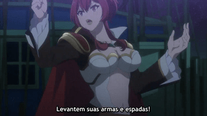 Isekai Maou to Shoukan Shoujo no Dorei Majutsu 2 - Episódio  6